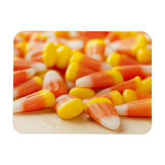 Halloween Striped Candy Corn Magnet