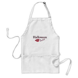 Halloween Sucks Apron