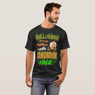 Halloween Taste Better With Komondor Dog Hair Tees