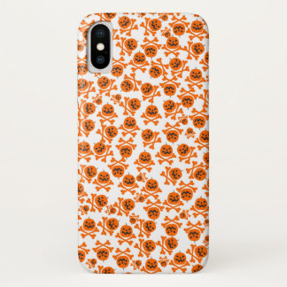 Halloween texture iPhone x case