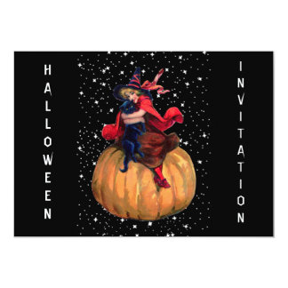 Halloween: The Final Frontier 13 Cm X 18 Cm Invitation Card
