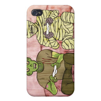 Halloween theme - iphone 4 case