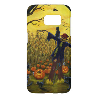 Halloween themed phone case