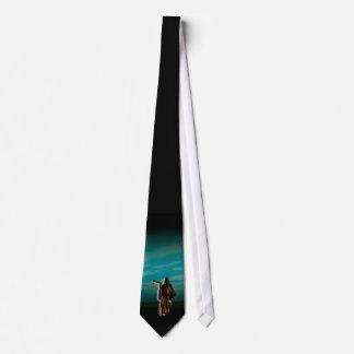 Halloween ties - grim reaper