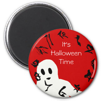 Halloween Time Magnet