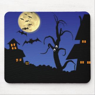 Halloween toon mousepad