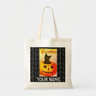 HALLOWEEN TOTE BAG CUSTOMIZABLE FOR CHILD