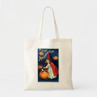 Halloween Tote Bag Victorian