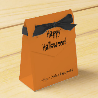 Halloween Treat Boxes (custom)