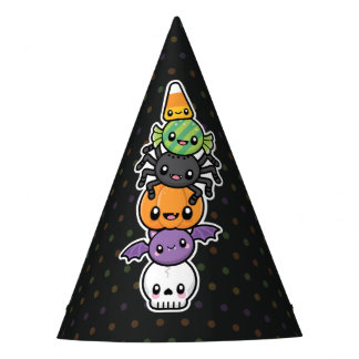 Halloween Treats party hat