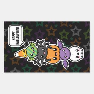 Halloween Treats sticker