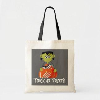 Halloween Treats Tote Budget Tote Bag