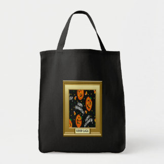 Halloween, Trick or treat Canvas Bag