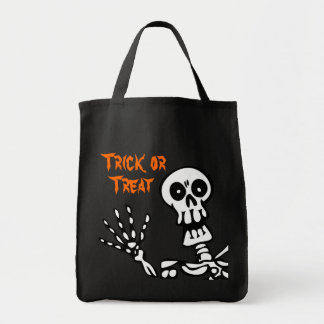 Halloween Trick or Treat bag!