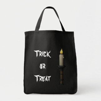 Halloween Trick or Treat Black Bag