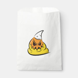 Halloween Trick or Treat Candy Corn Favor Bags Favour Bags