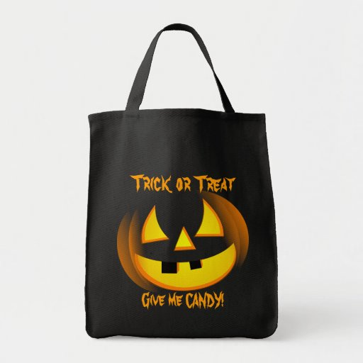 Halloween Trick or Treat Goodie Bag