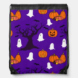 Halloween Trick or Treat Goodie Bag Rucksacks