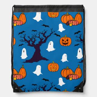 Halloween Trick or Treat Goodie Bag Rucksack