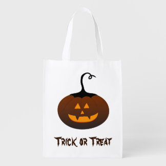 Halloween Trick or Treat Jack O Lantern Pumpkin