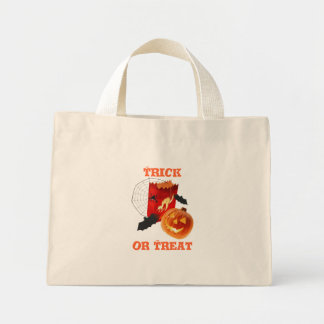 halloween, Trick , or Treat Tote Bag
