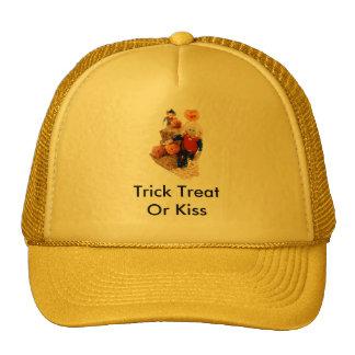 Halloween Trick Or Treats Hats