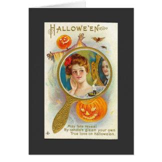 Halloween True Love Card