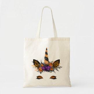 Halloween Unicorn Treat Bag