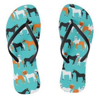 Halloween Unicorns Thongs