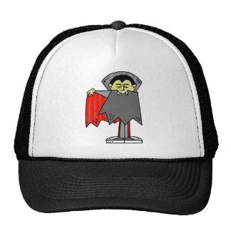 Halloween Vampire Trucker Hats