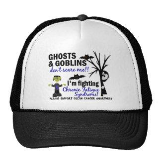 Halloween Warrior CFS Chronic Fatigue Syndrome Trucker Hat