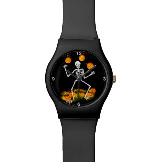 Halloween watch,Mr.Bone-Jangles Watch