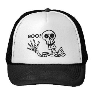 Halloween Waving Skeleton Hat