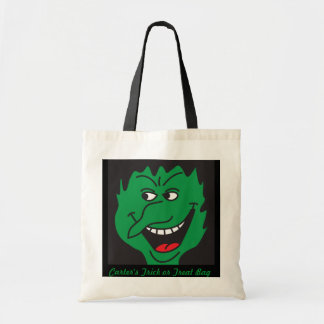 Halloween Wicked Witch Trick or Treat Bag