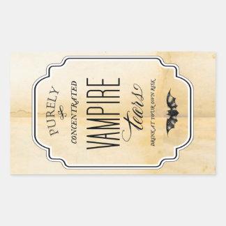 Halloween Wine Beer Label Stickers
