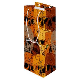 Halloween Wine Gift Bag