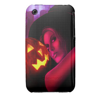 Halloween Witch 2011 3G/3GS Barely There Case iPhone 3 Case
