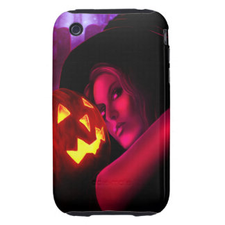 Halloween Witch 2011 3G/3GS Tough Case Tough iPhone 3 Cover