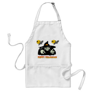 Halloween Witch Aprons