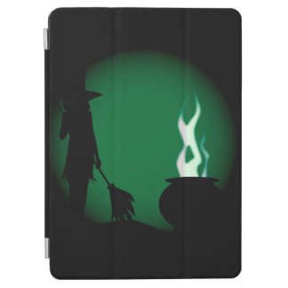 Halloween Witch Background iPad Air Cover