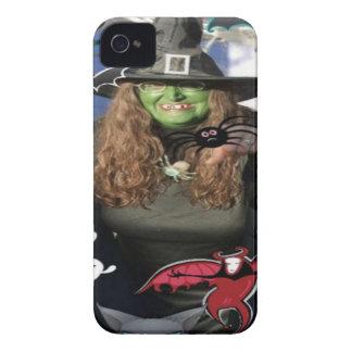 halloween Witch Blackberry Cases