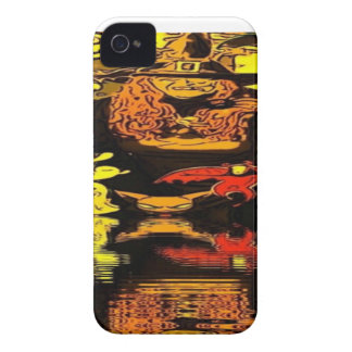 Halloween Witch Comic Blackberry Case Barely There