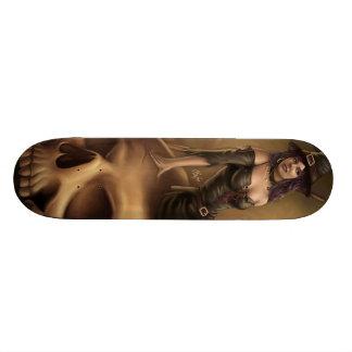 Halloween Witch Deck 2 Skate Board Decks