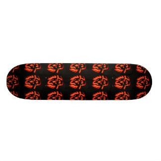 Halloween Witch Pattern Skate Board Deck