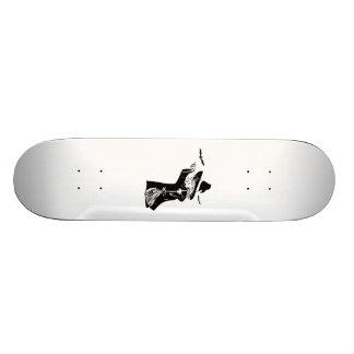 Halloween Witch Skateboard Deck