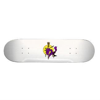 Halloween Witch Skate Board Deck