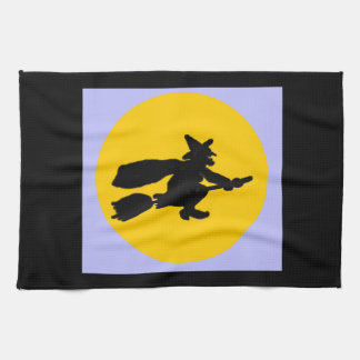 Halloween Witch Hand Towels