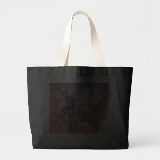 Halloween Witch Tote Bag by Molly Harrison