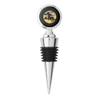 Halloween Witch Wine Stopper
