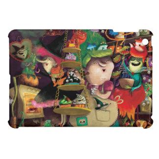 Halloween Witches Kitchen iPad Mini Cover